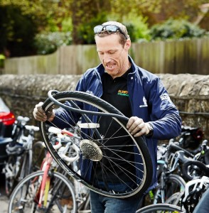 Chief Mechanic, Bob Smith of Elswood Cycleworks will be providing his best team of Mechancis and outriders for the event for the 4th year.
